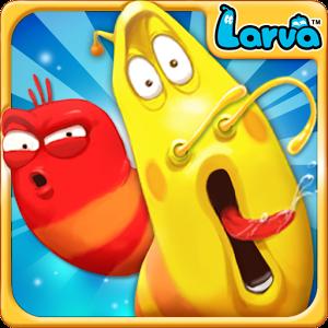 Download Apk Larva Heroes Lavengers 2014 game action yang lucu dan menggemaskan