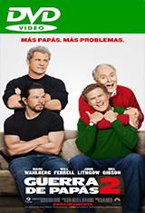 Guerra de papás 2 (2017) DVDRip Latino AC3 5.1 / Español Castellano AC3 5.1
