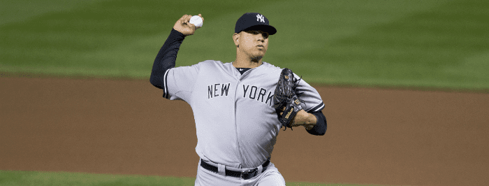 Dellin Betances Yankees - Keith Allison