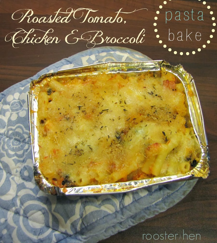 we love pasta bakes and especially love to double up on my recipes to ...