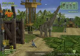Jurassic park builder game online pc