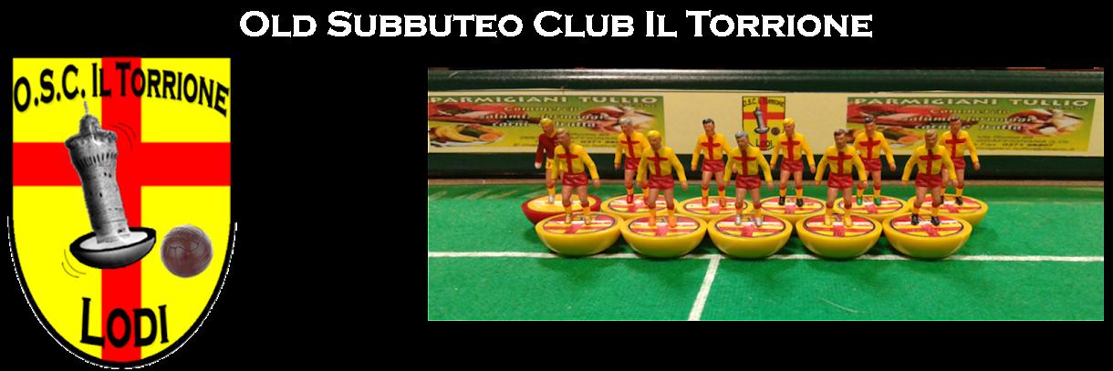 Old Subbuteo Club Il Torrione