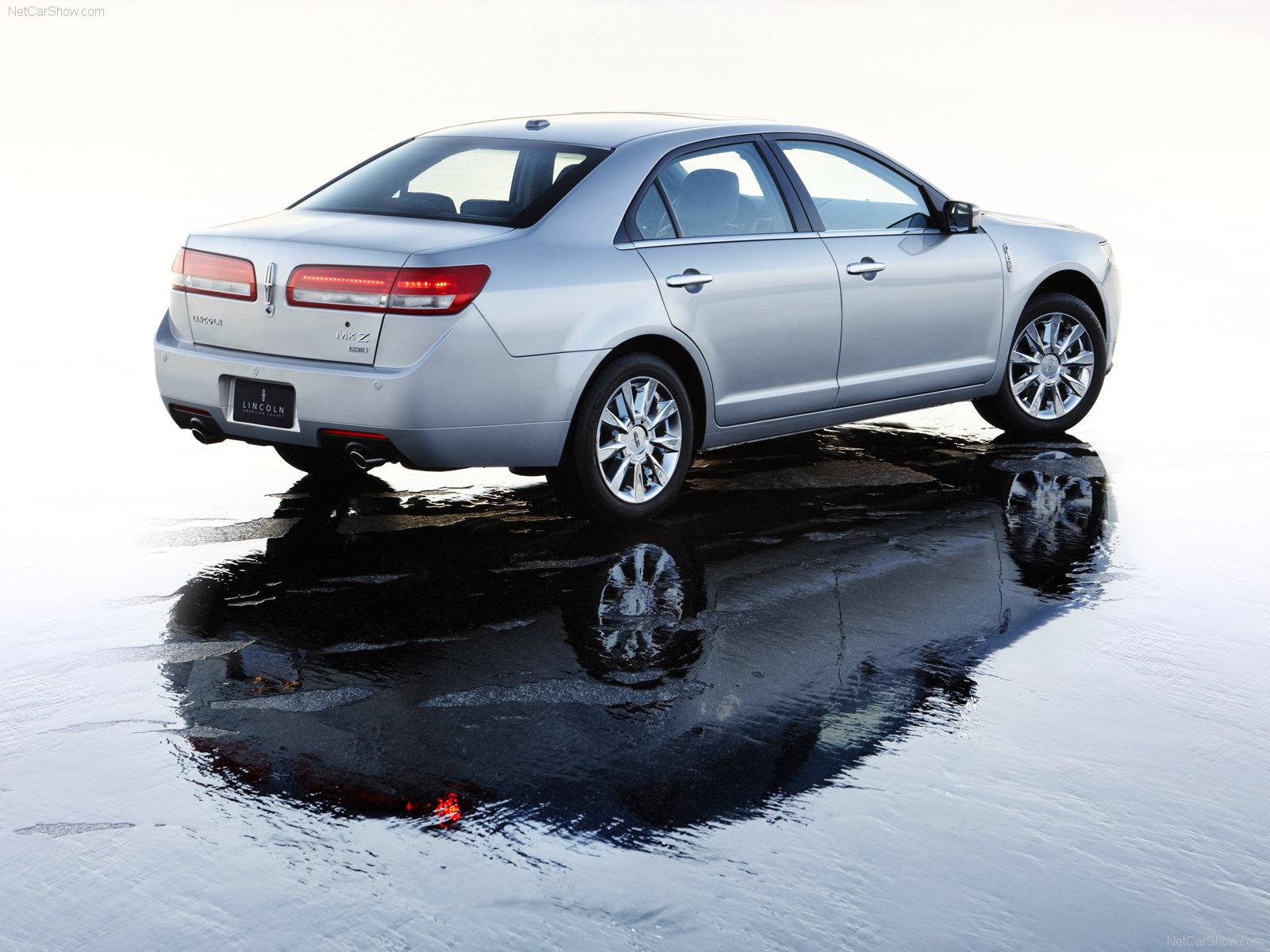Hình ảnh xe ô tô Lincoln MKZ 2010 & nội ngoại thất