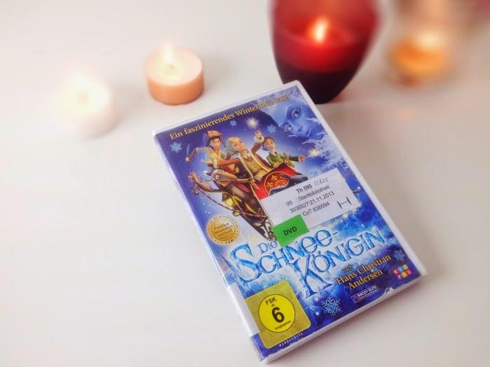 Dezember Favoriten 2014 Weihnachtsfilm Die Schneekönigin