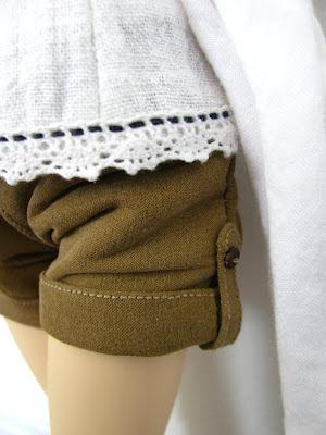 Subtle Memory - MNF Shorts