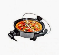 Buy Nova PP-492 Pizza Pan for Rs.935  at Snapdeal : BuyToEarn