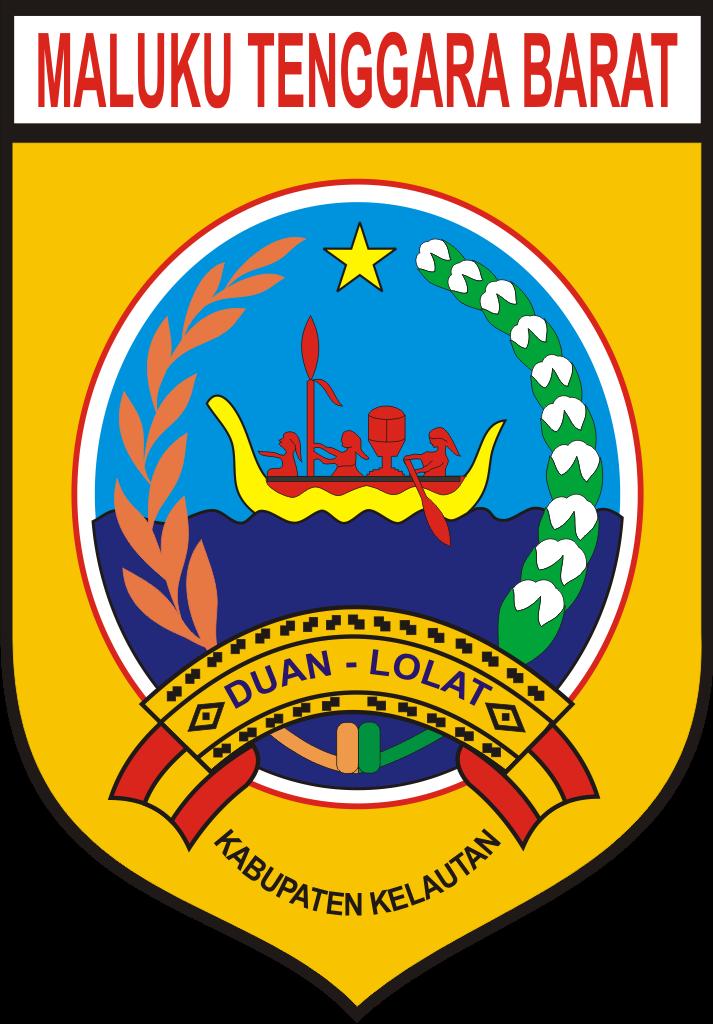 Logo Kabupaten Maluku Tenggara Barat Logo Lambang Indonesia