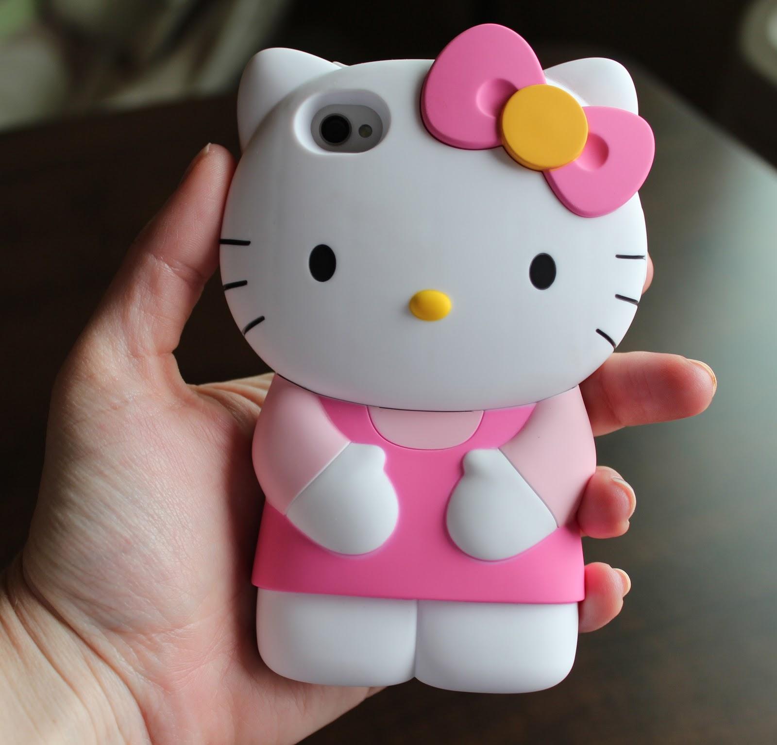 Iphone 4s Hello Kitty Case Hello kitty phone case