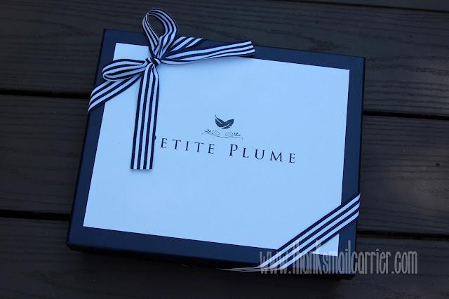 Petite Plume box