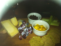 Welsh Cheese Board at The Social Cardiff