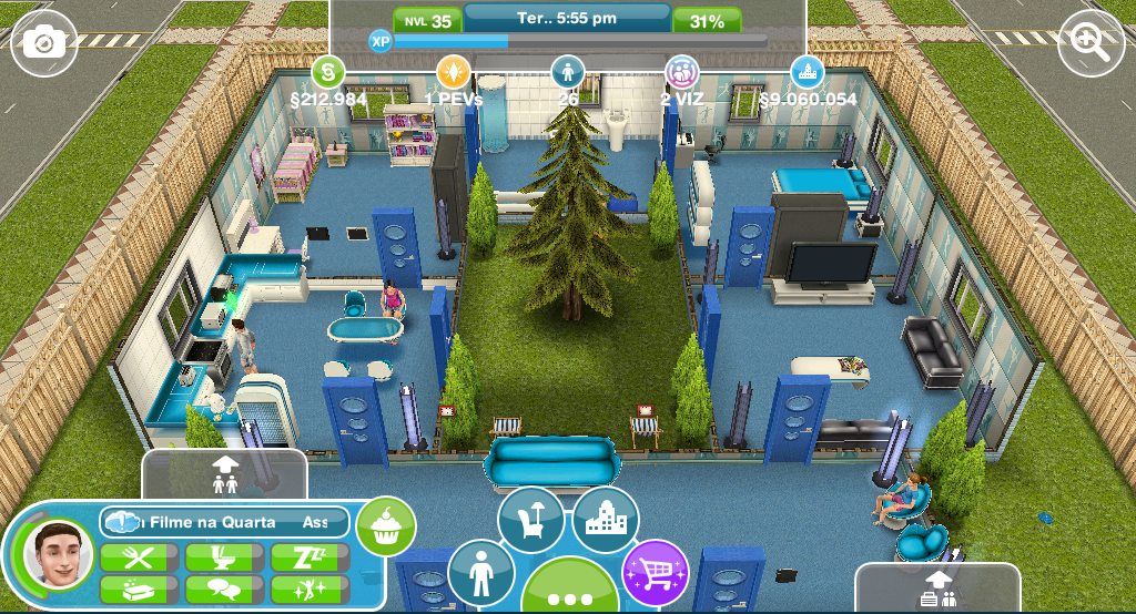 Dicas para the sims free play for Casa de diseno sims freeplay