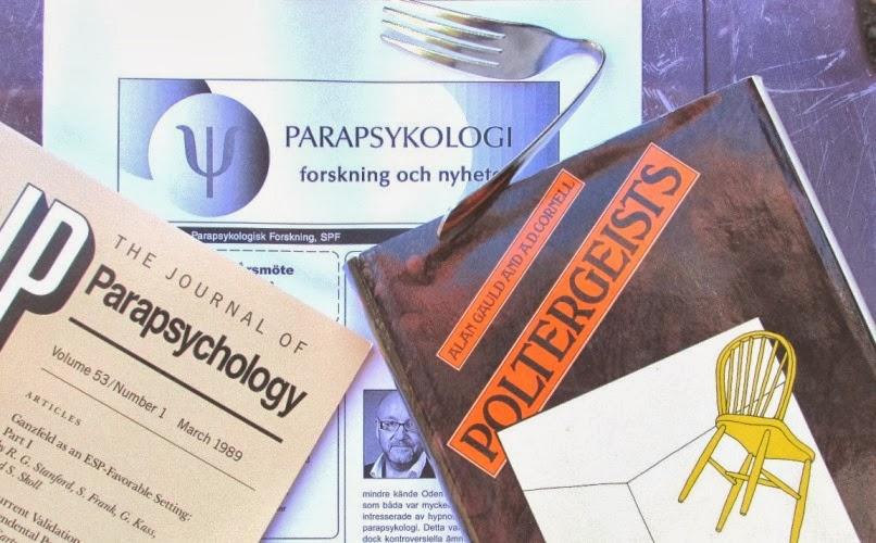 Parapsykologia