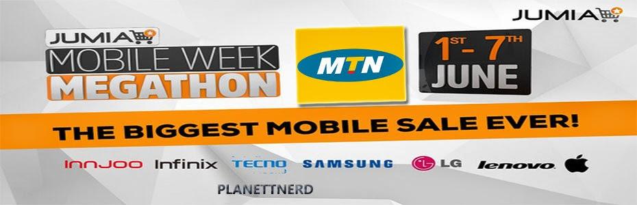 Jumia And Mtn Nigeria Partner To Host Mobile Megathon 2015 Planet Nerd