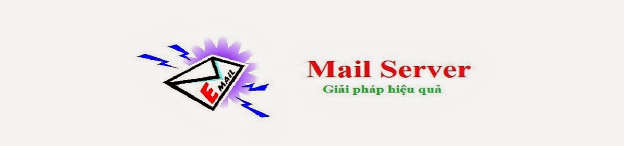 Giải pháp Email Server