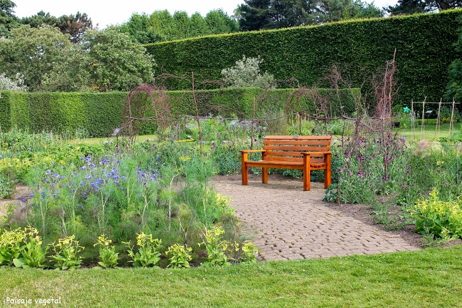 Paisaje vegetal escocia edimburgo iii new town for Talleres jardin botanico