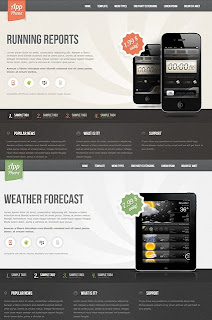 appPhone - Joomla Template for Mobiles GavickPro