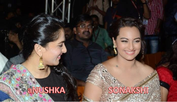 ANUSHKA SONAKSHI LINGA AUDIO LAUNCH