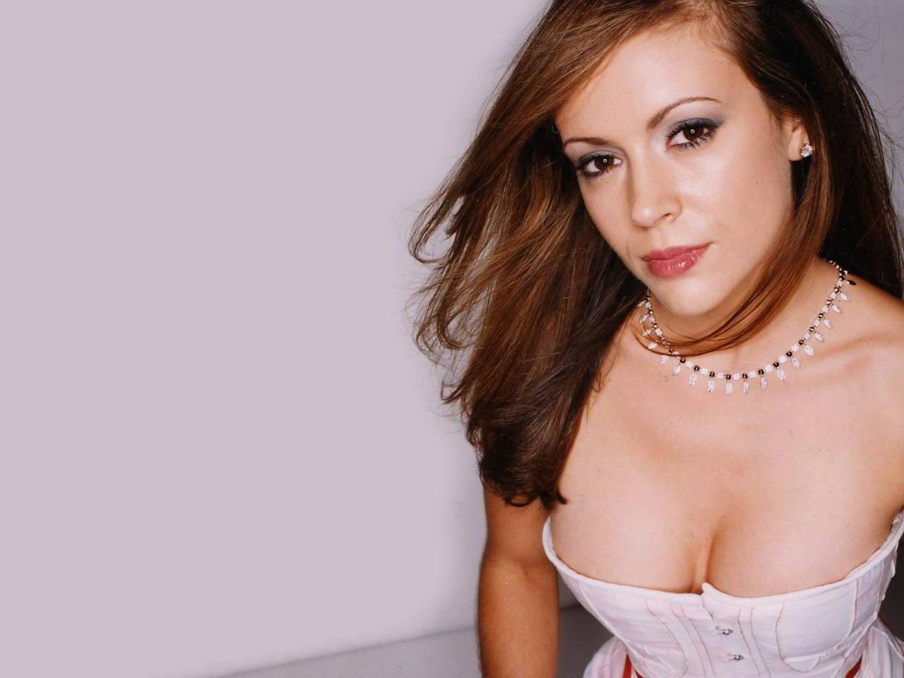Alyssa milano pics erotic picture images