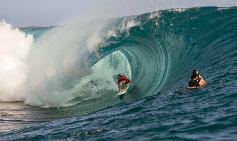 Billabong Pro Tahiti 2014 Joel Parkinson AUS Foto ASP Will H S