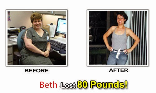 Beth use Japan 2 Day Diet lose weight succeed