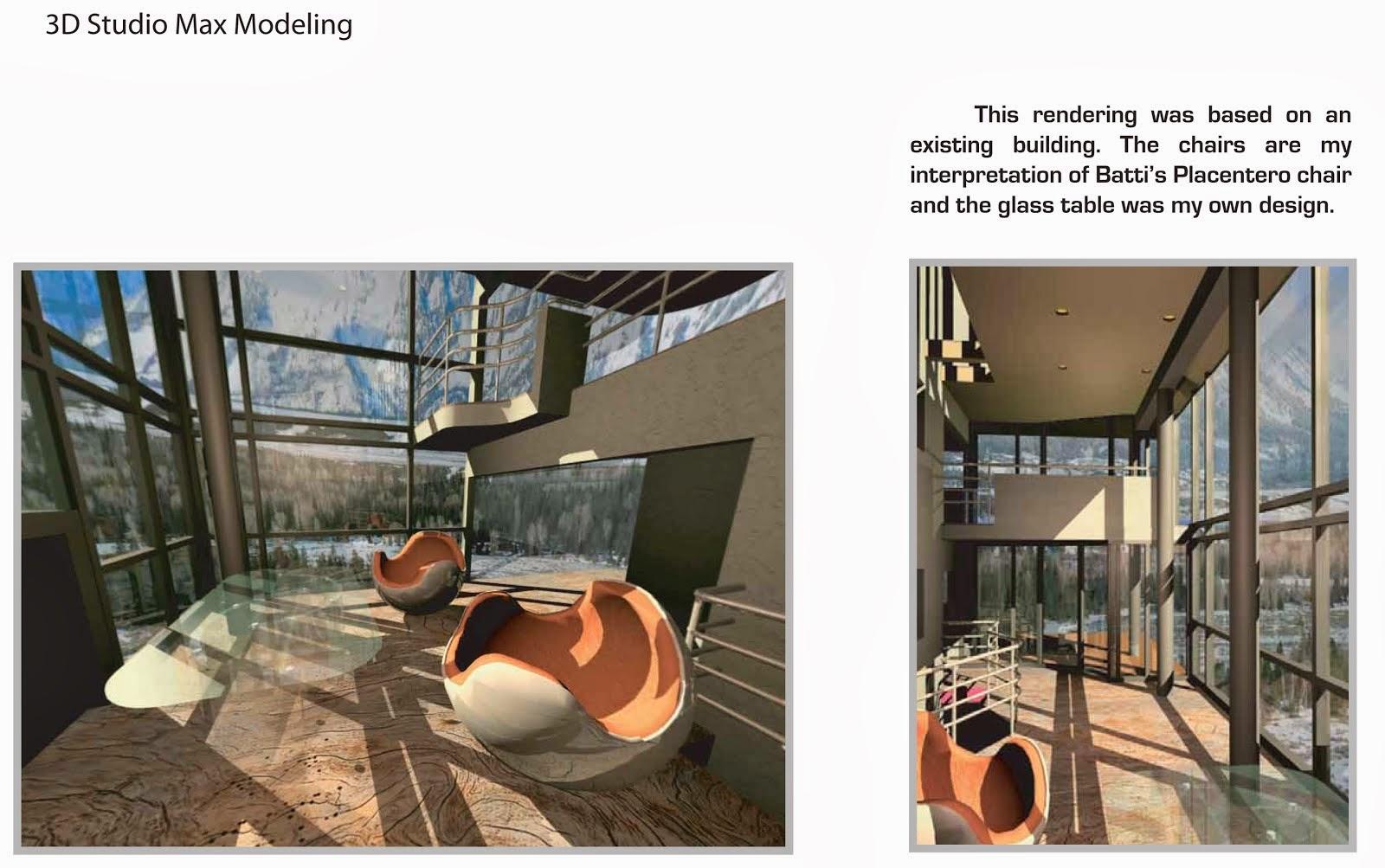 Environment 3d Modeling