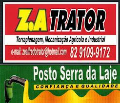 Z.A TRATOR E AUTO POSTO SERRA DA LAJE
