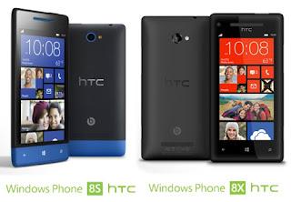 Windows Phone 8 HTC di Indonesia