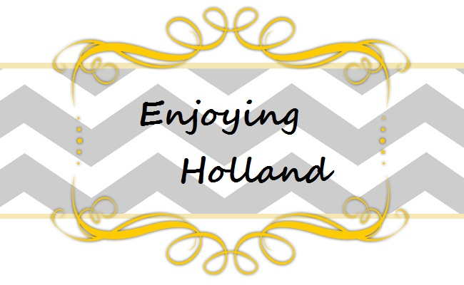 Enjoying Holland