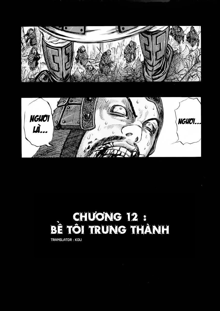 Kingdom – Vương Giả Thiên Hạ (Tổng Hợp) chap 12 page 5 - IZTruyenTranh.com