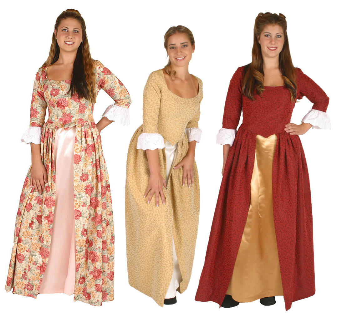 American Colonial Fashion 061111 Vector Clip Art Free Clip Art Images