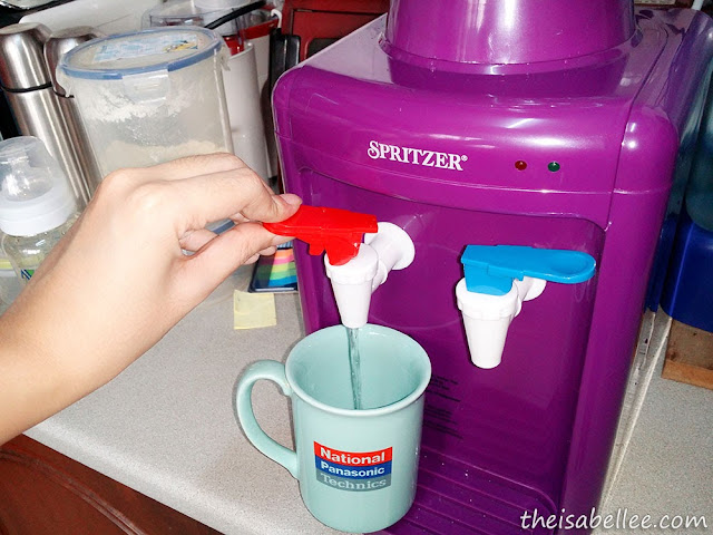 How to use Spritzer Hot & Warm Mini Dispenser