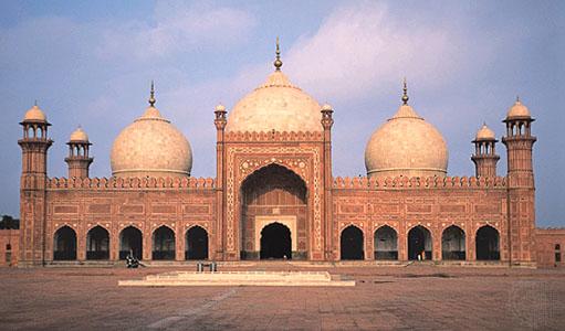 Mahmud Ghazni Islamic Terrorist Badshahi Mosque