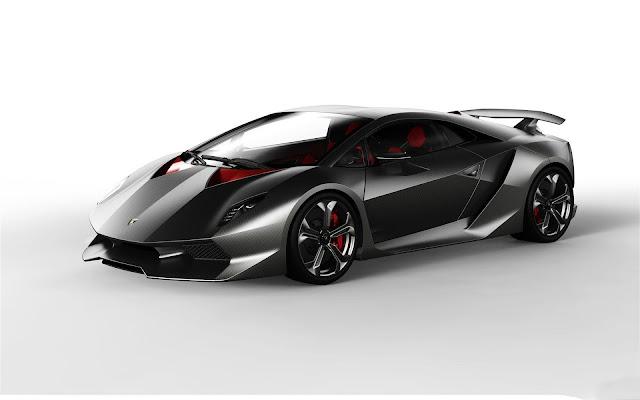 Lamborghini Sesto Elemant Concept Car