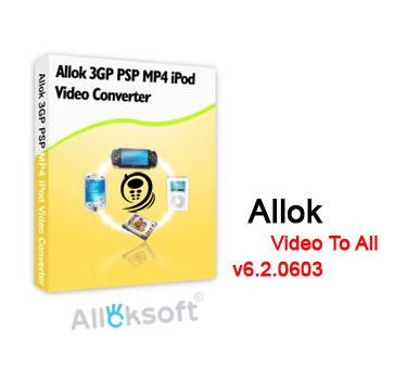 allok video mp4 converter portable