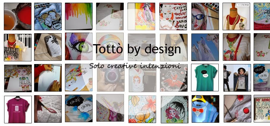Tottò by design