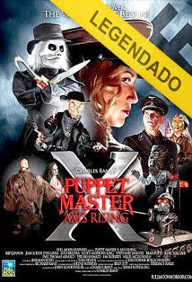 Puppet Master X: Axis Rising – Legendado