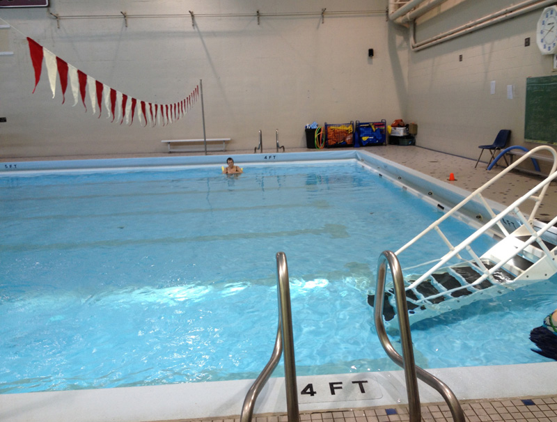 Play St Louis Bridgeton Indoor Pool Bridgeton