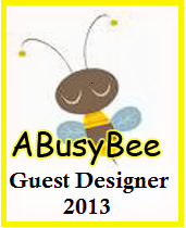 Guest Designer ~ May 16th