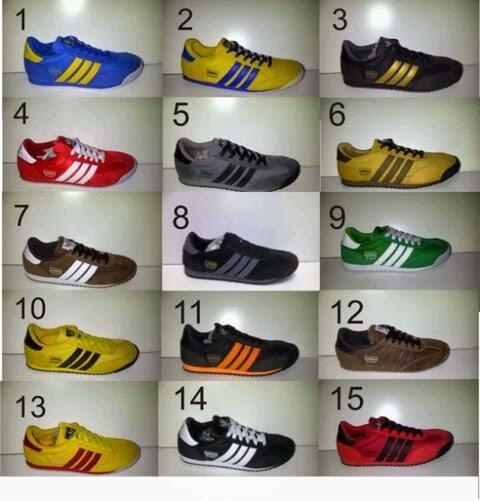 Jual Barang Bagus Dan Murah Berkualitas Sepatu Adidas