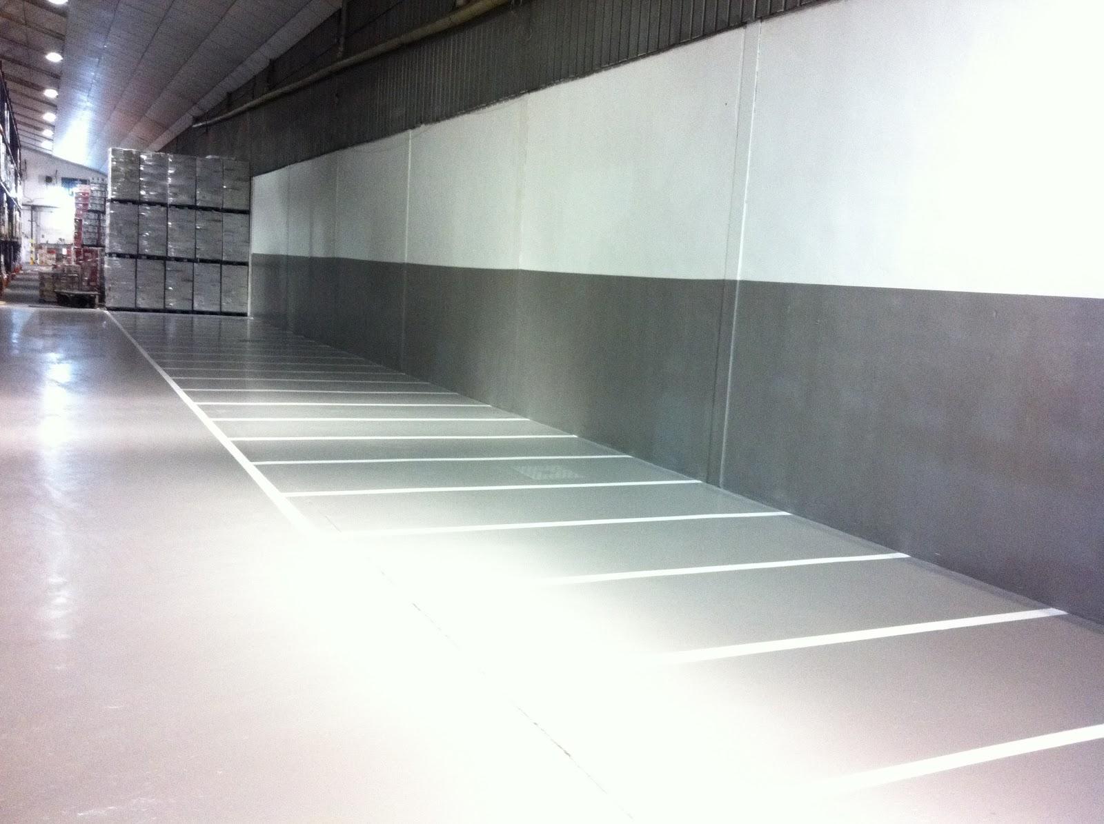 Pintar suelos pintura para suelos dscolor - Pintura de suelos ...