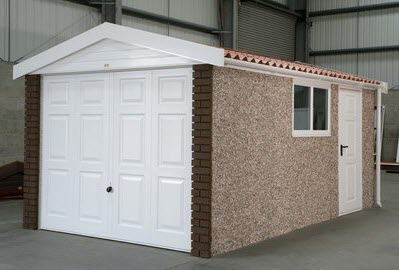 Garages Sheds and Outbuildings What are the different garage
