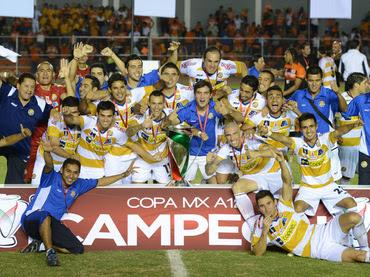 Dorados Campeón de la Copa MX