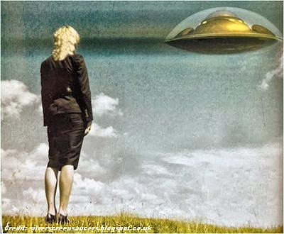 UFO Occupant Waves to Wiltshire Woman in Early UK Close Encounter Case