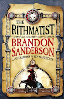 the rithmatist by brandon sanderson book cover
