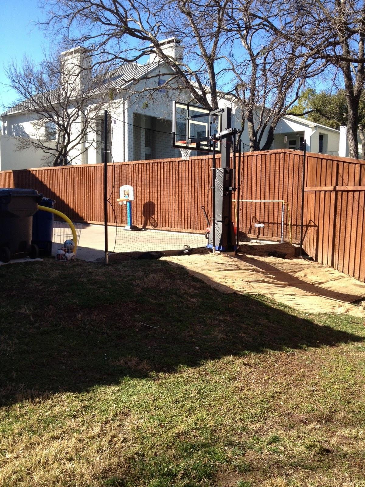 gourock com netting u0026 custom nets basketball barrier net with poles