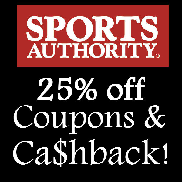 photograph about Sports Authority Printable Store Coupons known as The Athletics Authority 25% off 2019 Printable Discount codes In just-Retailer