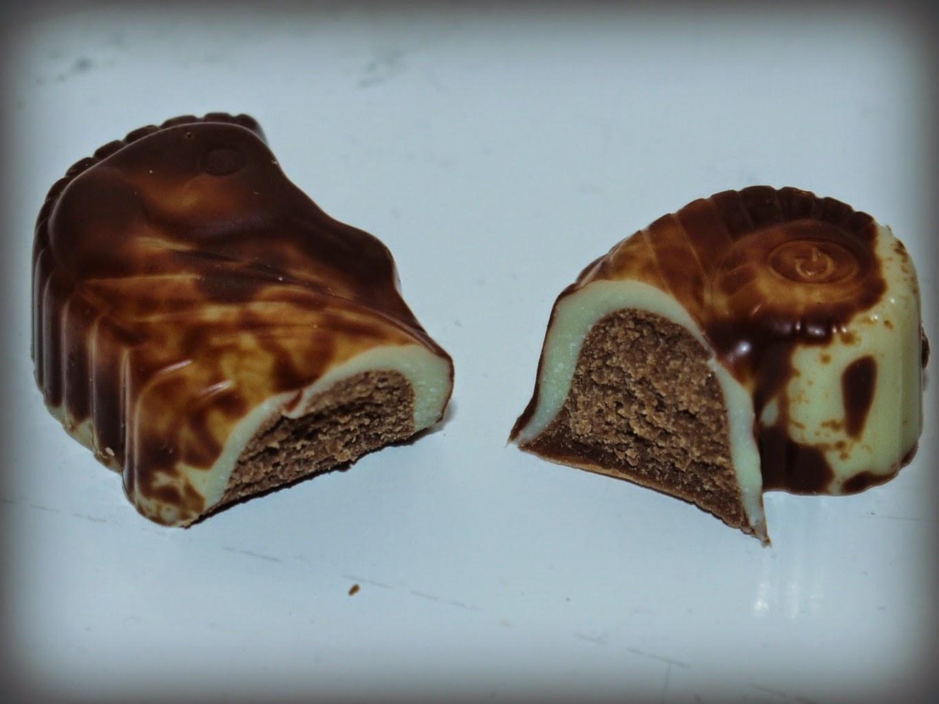 guylian seahorse, chocolate