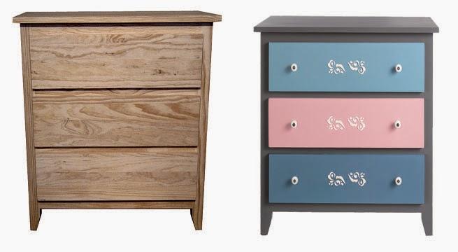 Mundocolor bruguer el mueble de colores es tendencia este - Pintura de muebles de madera ...