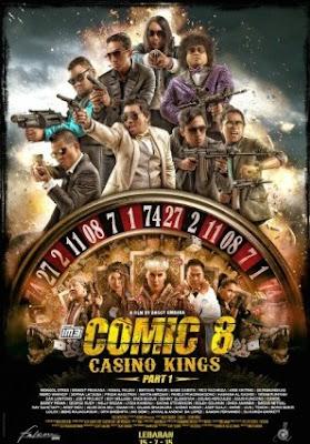 Sinopsis dan Review Film Comic 8 Casino Kings Part 1