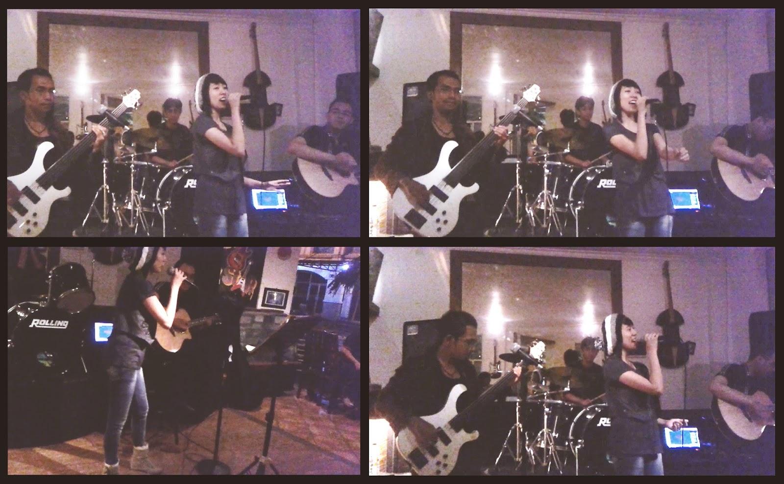 SYLVIA Rock Star Cafe, Bandung